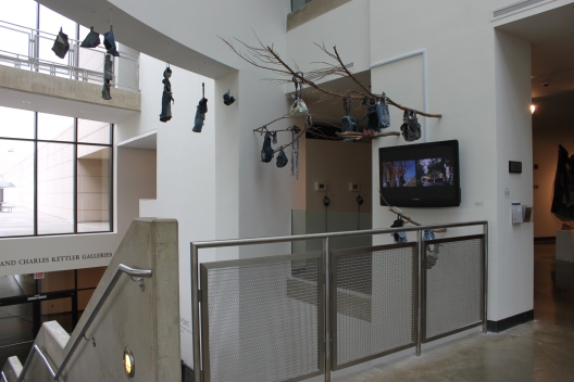 Into the Wild-Installation View