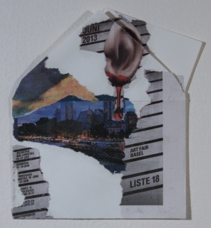 The City's Bleeding (Front)